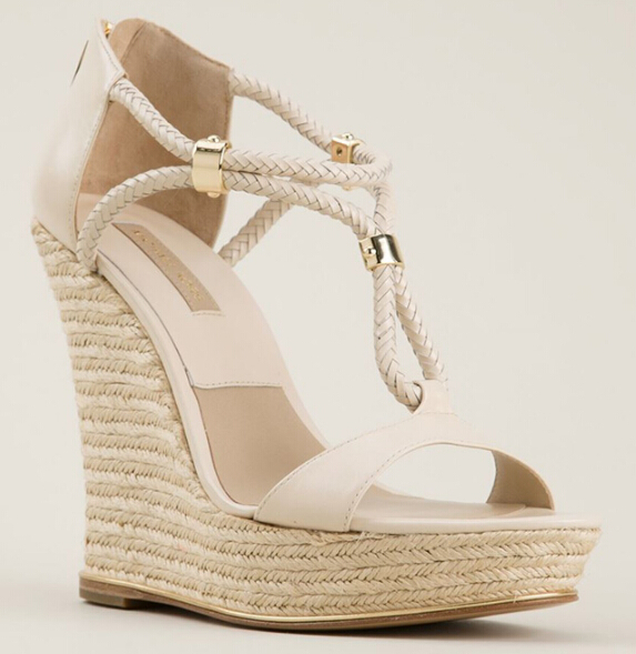 Designer Wedge Heels