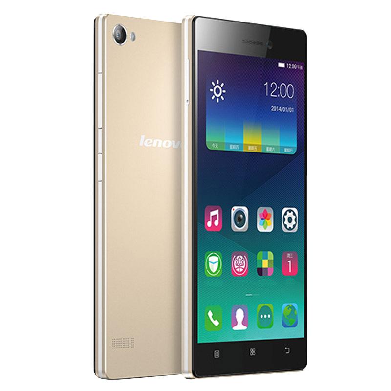 Origianl 4G LTE Lenovo VIBE X2 Pro/ pt5 5.3''IPS Android 4.4 Smart Phone MSM8939 OctaCore ROM 16GB RAM 2GB 6.95mm WCDMA 3G phone(China (Mainland))