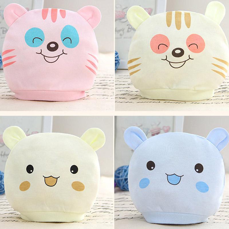 100% Cotton 2PCS Baby Hat newborn Character Lovely Cap Infant Bonnet baby boy girls Crochet Hats Children Kids Photography Props(China (Mainland))