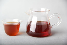 Hot Sale Lotus leaf Pu er Ripe Puer Tea Chinese Mini Yunnan Puerh Tea Gift Tin
