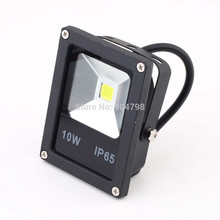 2 pcs 10W 1000lm 85-265V LED Floodlight Wash Light Garden Lamp Outdoor(China (Mainland))