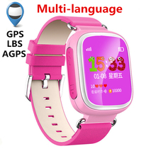 Newest Q50 Q60 Q80 GPS Tracker Watch for Kids Children Waterproof Smart Watch with SOS support GSM phone Android&IOS Anti Lost