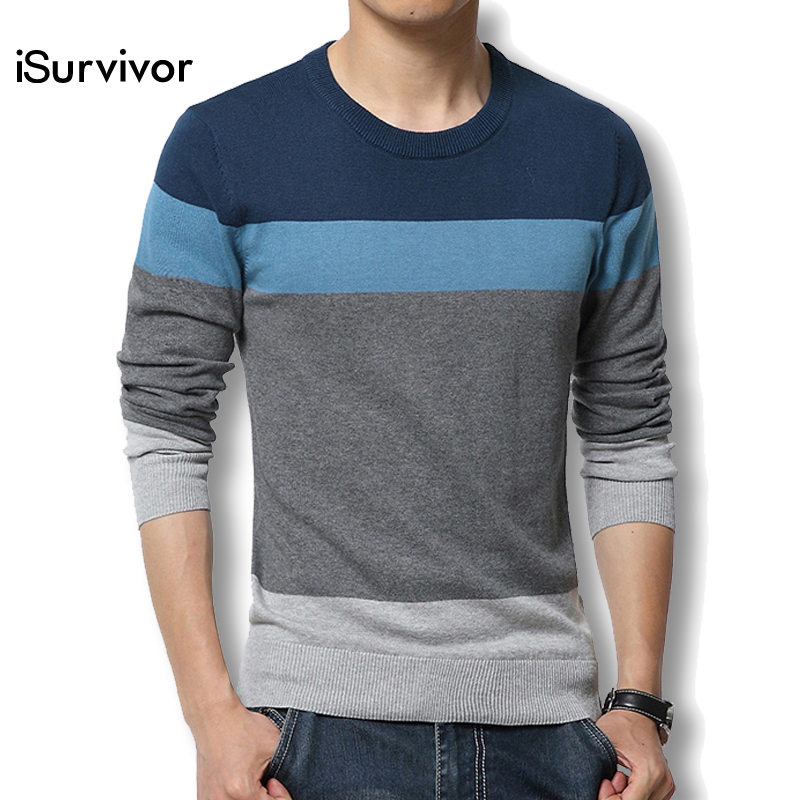 Casual Men's Pullover Color Block Polo T-Shirt