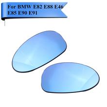 Buy 2x Heated Blue Tinted Wing Door Mirror Glass BMW E82 E88 128i 135i E46 M3 E85 Z4 E90 E91 323i 325i 328i 330i 335i #P465 for $34.23 in AliExpress store