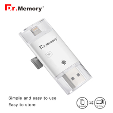Buy Dr.Memory card reader iphone TF card metal usb SD card reader support pc android usb sd adapter 64gb usb card reader 128gb for $10.94 in AliExpress store