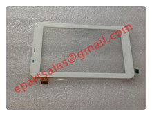 Original new 7inch  capacitive  touch screen digitizer glass for CUBE Talk 7X  FPC-TP070341(U51GT)-04 White