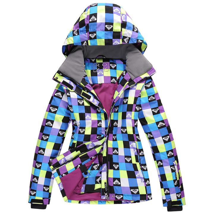 women winte waterproof hiking outdoor suit jacket women/snowboard jacket ski suit women snow jackets(China (Mainland))