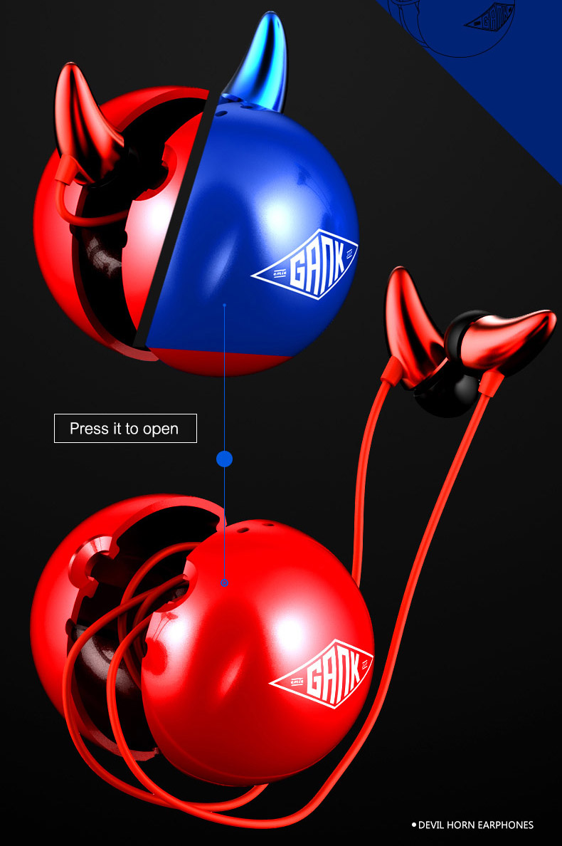 NEW Emie mp3 player earphones Powerful bass to rock Exclusive wire container Gank style The best gift for your family or firend(China (Mainland))
