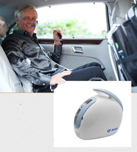 2015 CE Approved Mini Portable Oxygen Concentrator Generator For Car / Home / Travel with Car Adapter+Free shipping ZH-J11(China (Mainland))