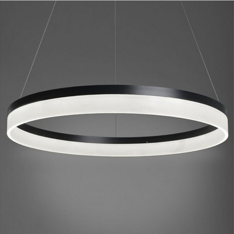 2015 NEW Modern LED Ring Light Arcylic Circle LED Pendant