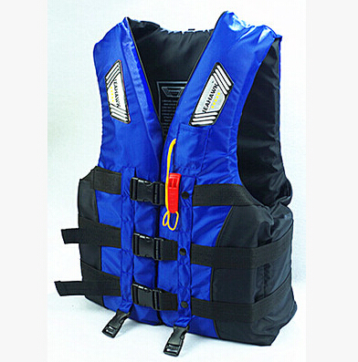 Adult Life Jacket Vest PFD Fully Enclose Foam Boating Water Life Safety Jacket Colete Salva Vidas With Whistle Chaleco Salvavida(China (Mainland))