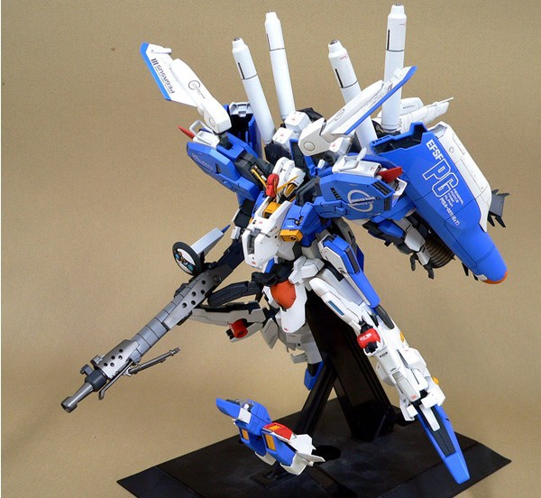 Models 1:100 MG ex-s Gundam Model EX-S special code sent assembly gundam model Free shipping<br><br>Aliexpress