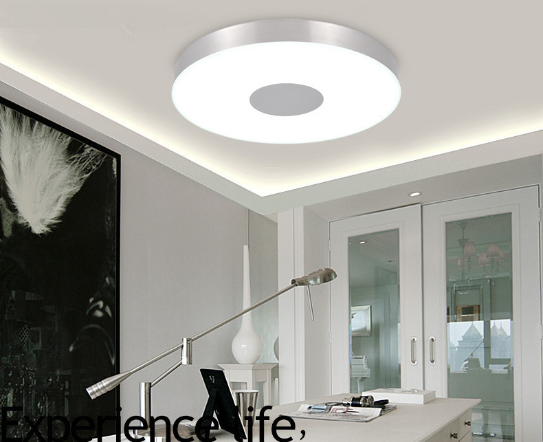 Modern Ceiling Lights Motion 35 Decorative White Ceiling