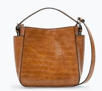 ZA brand 2015 Crocodile High Quality  Designer Leather Messenger Bag Hasp PU Women Shoulder Cross Body Bag femme bolsa feminina
