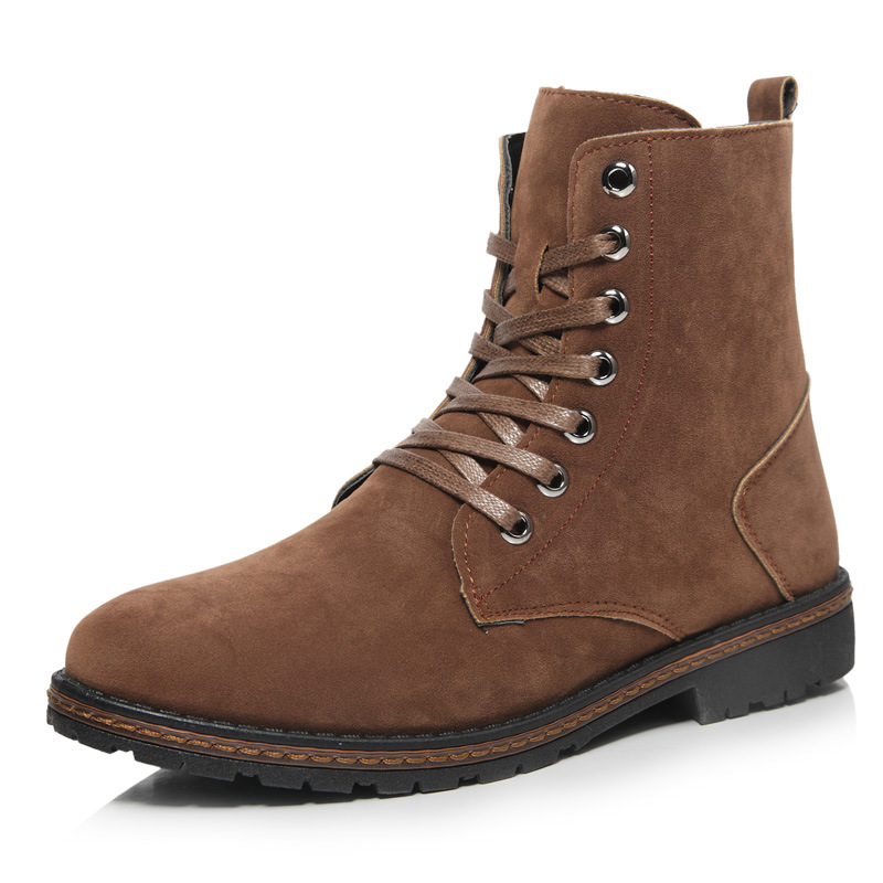 s leather martin boots shoes 2016 winter korea style