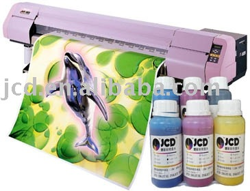 JCD water based Pigment Inkjet Ink for Mimaki JV2-4 colors(China (Mainland))