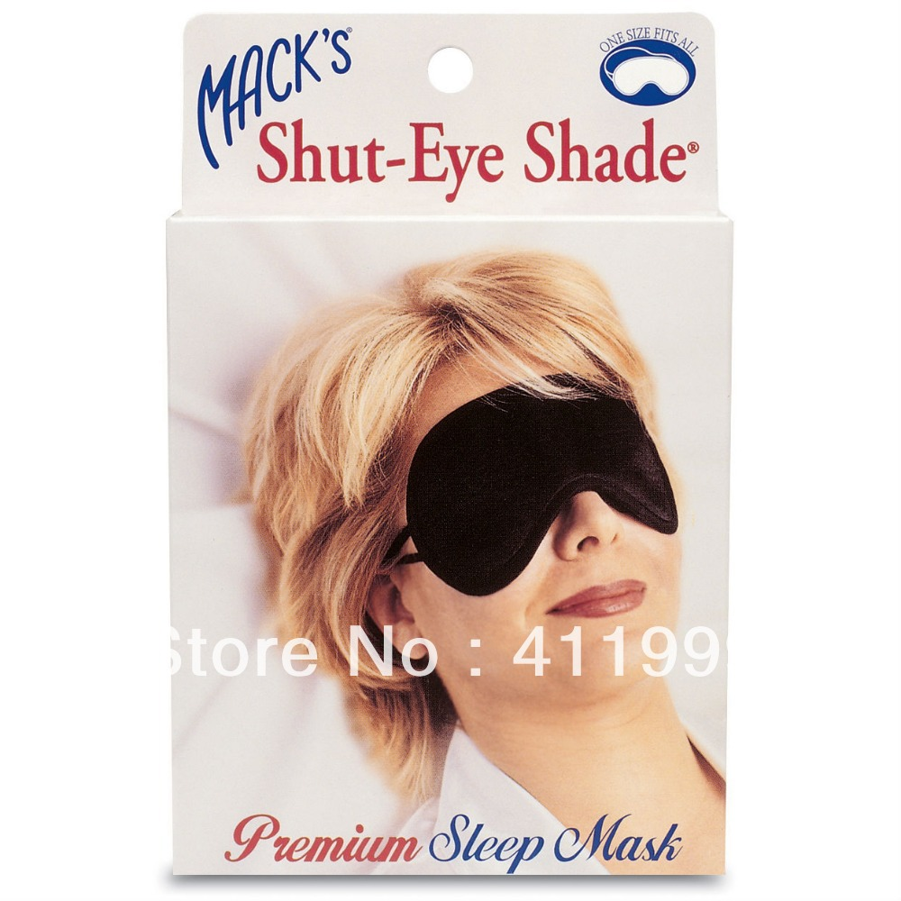 Shut-Eye Shade Cotton Beauty Care Goggles(China (Mainland))