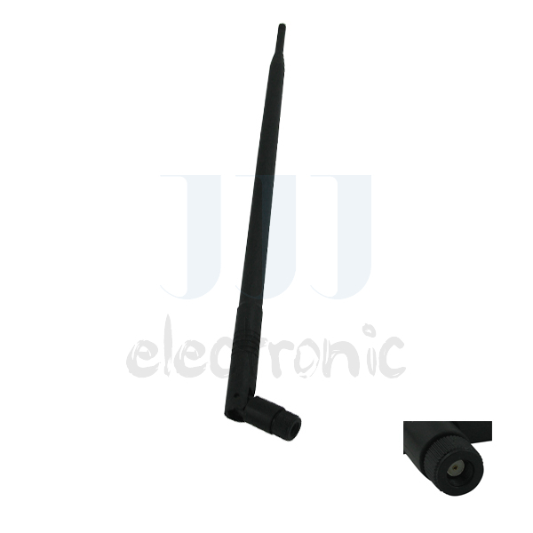 1 Replacement 9dBi WiFi RP-SMA Antenna Omni Directional for Linksys Routers(China (Mainland))