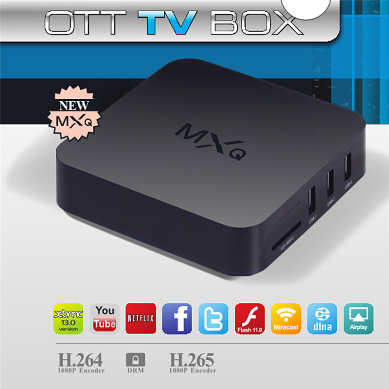 New Arrive android tv box Set Top Box android boxes 4.4 Amlogic S805 1G/8GB DLNA Miracast quad core tv box<br><br>Aliexpress