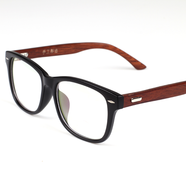 wooden eyeglasses frame isconvoluting myopia glasses