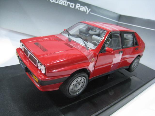 SunStar Sun Star 1:18 Lancia DELTA civil version alloy model cars<br><br>Aliexpress