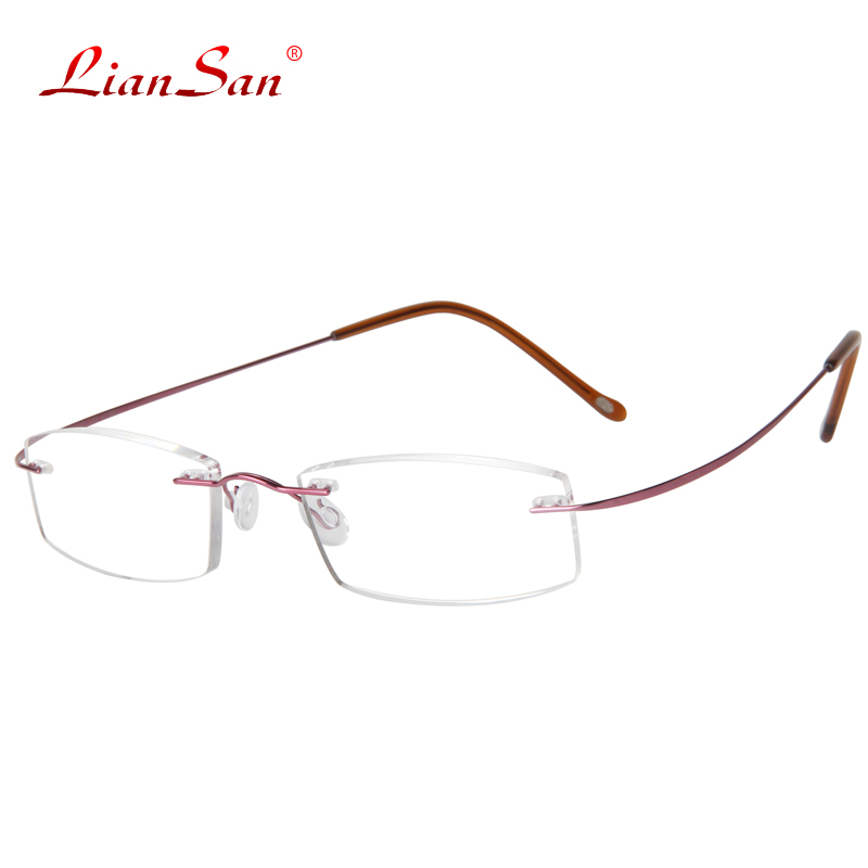 Designer Eyeglass Frames San Francisco : Aliexpress.com : Buy Vintage Titanium Frame Reading ...