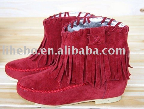 4pcs/lot, free shipping,short boots,snow boots,fashion boots,lady boots