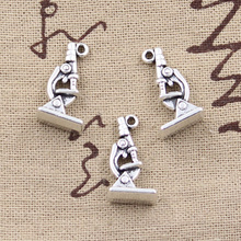 Buy 99Cents 4pcs Charms microscope instrument 21*11*8mm Antique Making pendant fit,Vintage Tibetan Silver,DIY bracelet necklace for $1.01 in AliExpress store