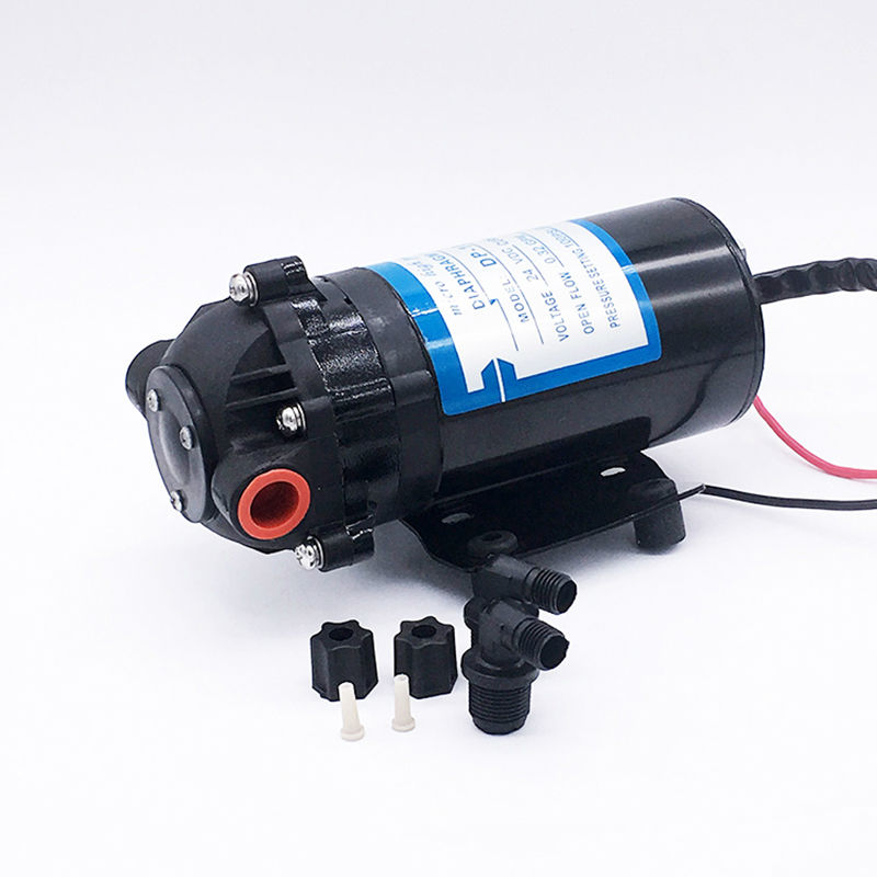 Mini Diaphragm Vacuum Water Pump DP-100A DC 24V Safe High quality usf for Printing Industry Chemical Metering CE Certificate(China (Mainland))