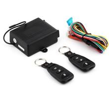 Universal Car Remote Central Kit Door Lock Locking Vehicle Keyless Entry System Car Accessiores(China (Mainland))