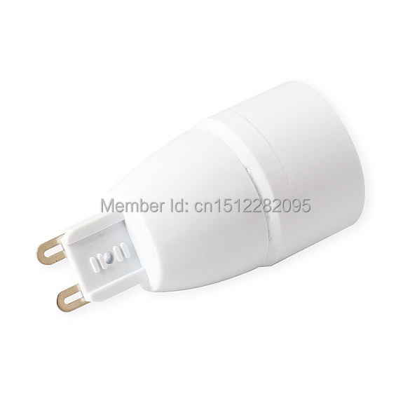 G9 To E14 Socket Base Halogen CFL Light Bulb Lamp Adapter Converter Holder E2shopping(China (Mainland))