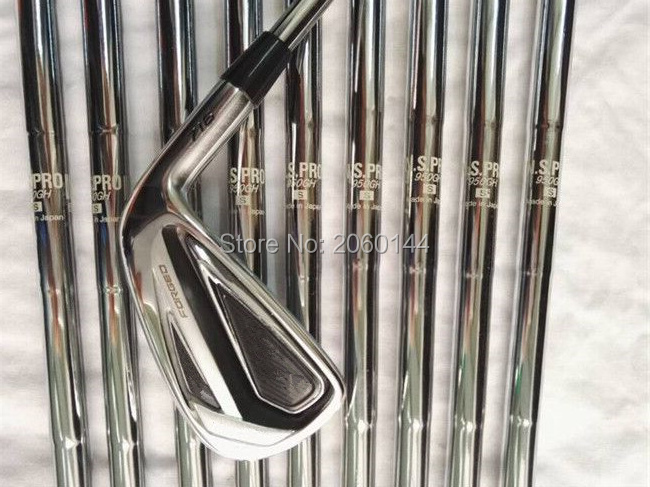 2016 AP-2 716 Iron Set AP-2 716 Golf Forged Irons AP-2 716 Golf Clubs 3-9Pw(8PCS) Regular/Stiff Flex Steel Shaft With Head Cover(China (Mainland))