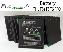 Official Original THL T6s Battery Newest Large Capacity BL-06 2250mAh Battery for THL T6 Pro Mobile Phone In Stock+Free Shipping