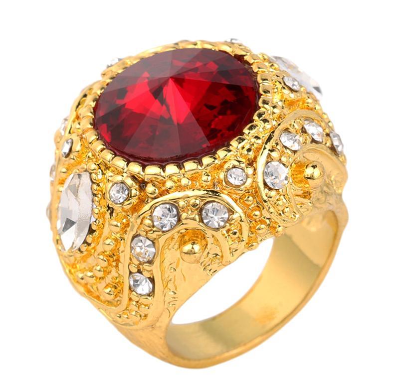 Антикварное кольцо Antique 18/cz