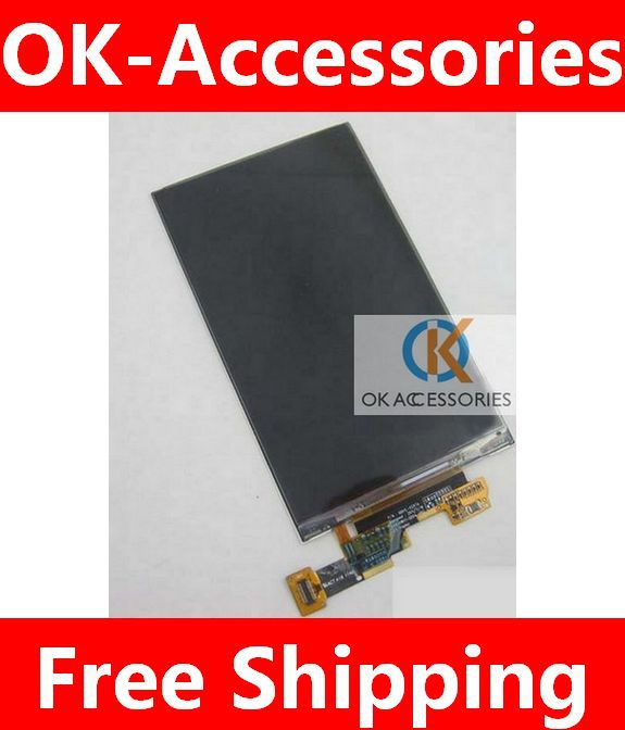 Over 5 PCS US $ 8 /PC For LG P700 P705 L7 LCD Screen Display 1PC/Lot Free Shipping