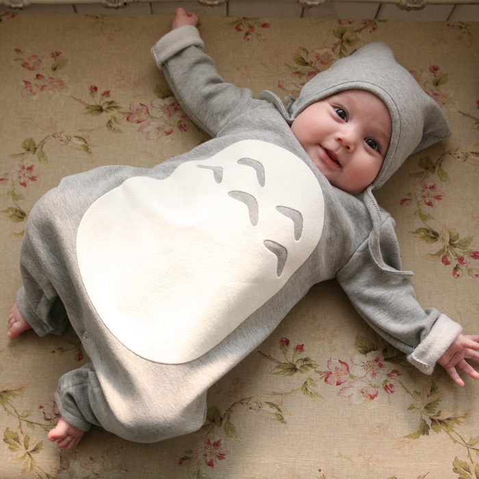 Popular Totoro Baby Clothes Buy Cheap