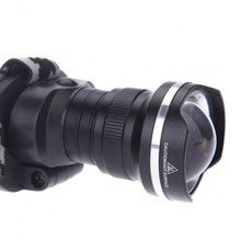 Cree XML T6 LED 2300LM 4 Mode Waterproof Rechargeable Led Headlight