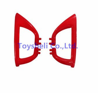 MJX X400 rc helicopter spare parts landing skit undercarriage mjx x400 2.4G 6-axis RC Quadcopter Drone FreeShipping