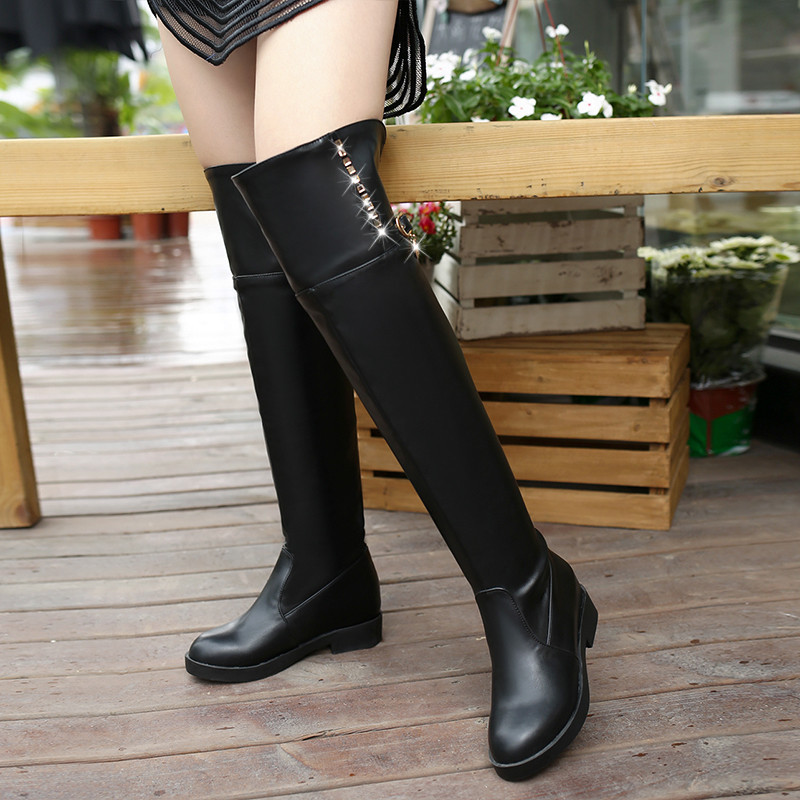 Shop discount Over The Knee Rubber Boots with high-quality online at Aliexpress. ALSO you will find more relatd Over The Knee Rubber Boots such as Shoes, Over-the-Knee Boots, Ankle Boots, Knee-High Boots are waiting for your selection.