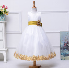 Floor length Flower Girl dress – 13 colors