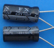Buy Free Delivery.High low voltage complete series 10 UF ultrafiltration electrolytic capacitor 25 V 3100 yuan for $13.00 in AliExpress store