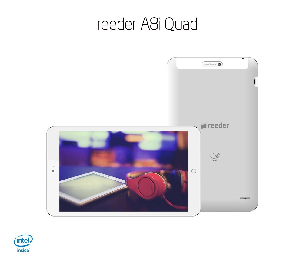 Tablet PC Android HDMI 8 inch IPS Quad Core for intel 3G External Bluetooth WiFi reeder