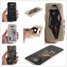 LG G5 Case Slim Thin Fashion Flower Soft TPU Back Cover Skin H850 H840 / Dual Mobile Phone Bag Fundas Caso - wt007 store