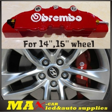 Суппорты и Аксессуары MAX 3D Brembo 14 15' суппорты и аксессуары all 4pcs 3d brembo