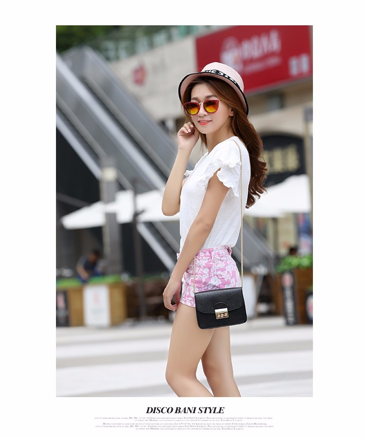 Fashion All-match Ladies Shoulder Bag Designer Classy Inexpensive Small Chain Bag Women MINI Sweet Style Crossbody Bag