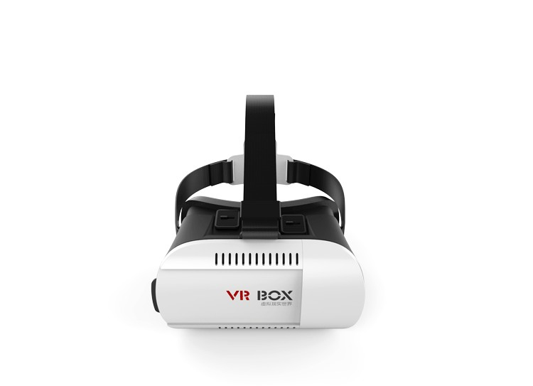 Google Cardboard VR 2.0 3d VR Headset VR Case Virtual Reality Touch iMax Video at home(China (Mainland))