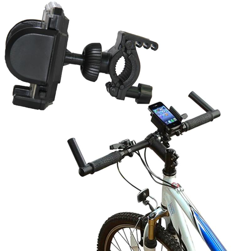 Universal Motor Bicycle Bike Handlebar Mount Phone Holder