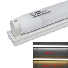 J&W LED T8 Plastic Tube 1200mm 18W 1440lm White Milky Cover ,W / T8 tube fixture/support/bracket(AC110-241V,6pcs/lot)(China (Mainland))