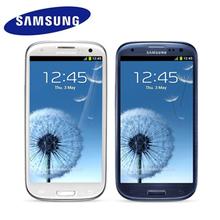 2016 Hot Sale Smartphone Original Samsung Galaxy S3 i9300 Quad Core 8MP Camera NFC 4.8'' GPS Wifi 3G Unlocked mobile phone(China (Mainland))
