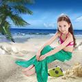 Kids Cosplay Mermaid Princess Dress Children s Day Costume Girls Birthday Gift Party Dress Cosplay Costume